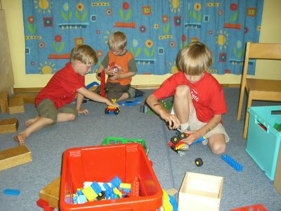 Kindergarten St. Elisabeth Furth im Wald: Single